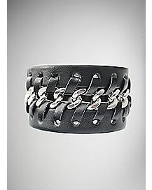 Chain Lace Cuff