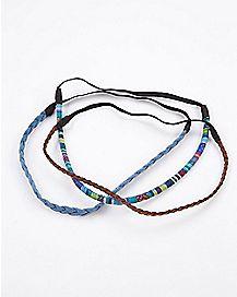 Rope Headband 3 Pack