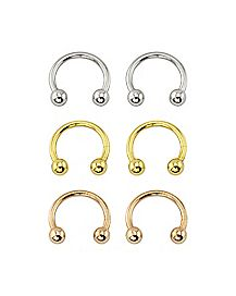 16 Gauge Horseshoe Set
