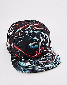 Sublimated Venom Snapback Hat