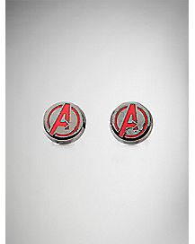The Avengers Enamel Stud Earrings