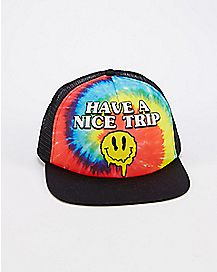 Have a Nice Trip Trucker Hat