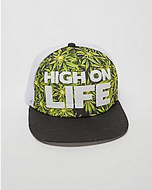 High on Life Trucker Hat