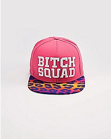 Bitch Squad Snapback Hat