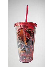Logo Avengers Cup
