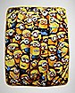 Minions Despicable Me Fleece Blanket