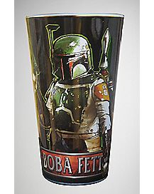16 oz Star Wars Boba Pint Glass
