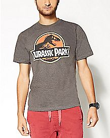 Classic Logo Jurassic Park T shirt