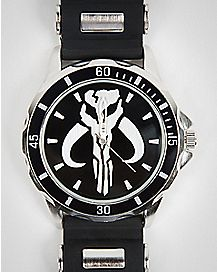 Star Wars Warriors of Mandalore Bullet Band Watch