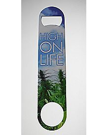 High on Life Bottle Opener