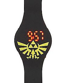 Zelda LED Watch