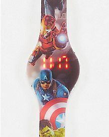 Avengers Age of Ultron LED Watch