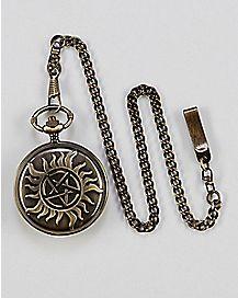Supernatural Pocket Watch