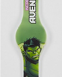 Hulk LED Watch - Marvel Comics
