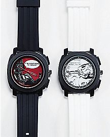 Darth Vader & Stormtrooper Star Wars Watch 2 Pack