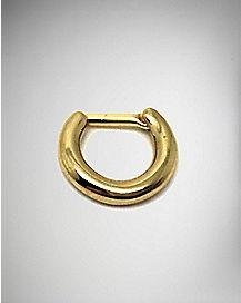 Septum Nose Ring-14 Gauge