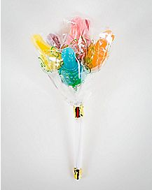 Lollipop Penis Candy Bouquet