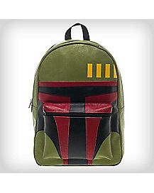 Helmet Boba Fett Star Wars Backpack