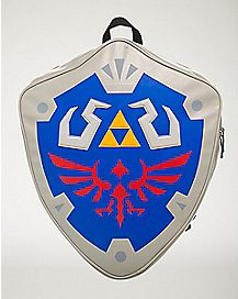 3D Shield Zelda  Backpack
