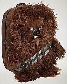 3D Chewbacca Star Wars Backpack