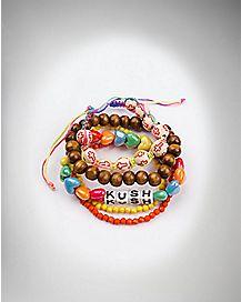 Kush Multi Bracelets