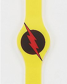 Reverse Flash LED Watch
