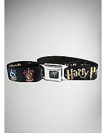 Harry Potter Seatbelt Belt