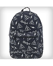 Deathly Hallows Harry Potter Backpack