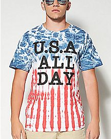 USA All Day T shirt