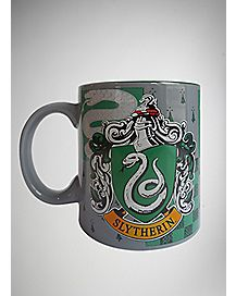 Slytherin Crest Harry Potter Coffee Mug 20 oz