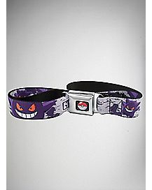 Gengar 94 Pokemon Seatbelt Belt