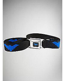179 Nightwing Seatbelt Belt - DC Comics