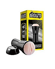 Motorized Stroker - Arouz'd