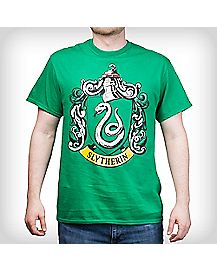 Slytherin Crest Harry Potter T shirt