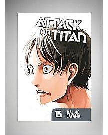 Attack on Titan #15