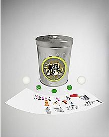 Let's Get Trashed Drinking Game
