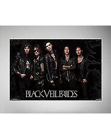 IV Black Veil Brides Poster