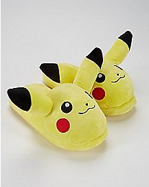 Pikachu Slippers - Pokemon