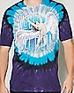 Icarus Tie Dye Led Zeppelin T shirt