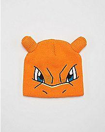 Charizard 3D Ear Beanie Hat