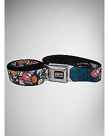 Naruto Seatbelt Belt