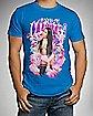 Nicki Minaj Sweet Tooth Mens Tee