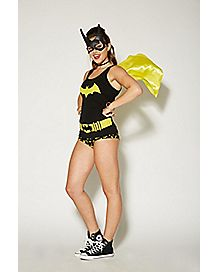 Caped Batman Pajama Set