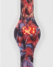 Spider-Man 2099 LED Watch