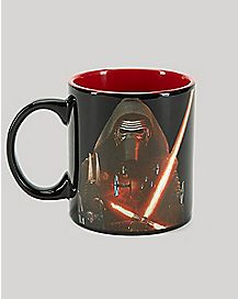 Star Wars The Force Awakens Kylo Mug