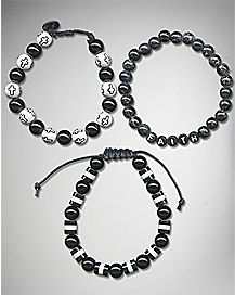 Faith Beads Bracelet 3 Pack