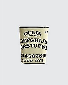 Square Ouija Board Shot Glass 1.5 oz