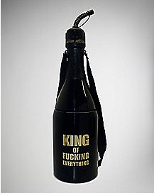 King of Fucking Everything Bottle 44 oz