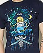 Jake and Finn Adventure Time T shirt