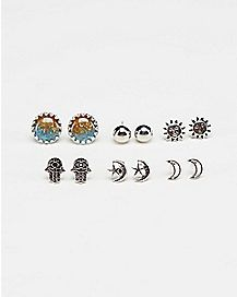 Mystical Earrings 6 Pack